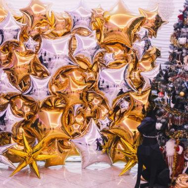 Воздушные шары на праздники