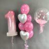 шарики для девочки