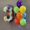 цветные шарики в самаре