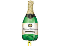 воздушный шар Бутылка шампанского