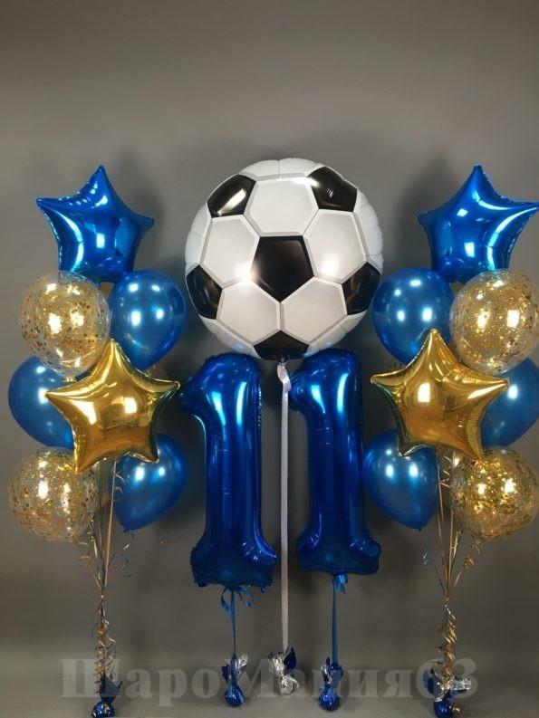 День рождения футболиста