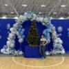 новогодняя арка
