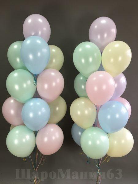 шары с гелием