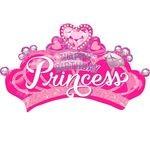 шар корона принцессы