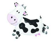шар корова