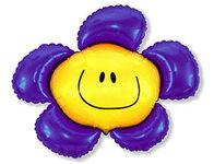 шар цветок