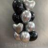 шары хром серебро