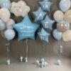 оформление выписки шарами