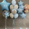 украшение шарами выписки из роддома