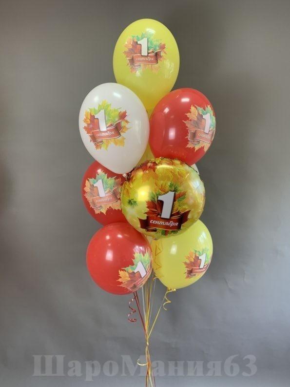 шарики 1 сентября